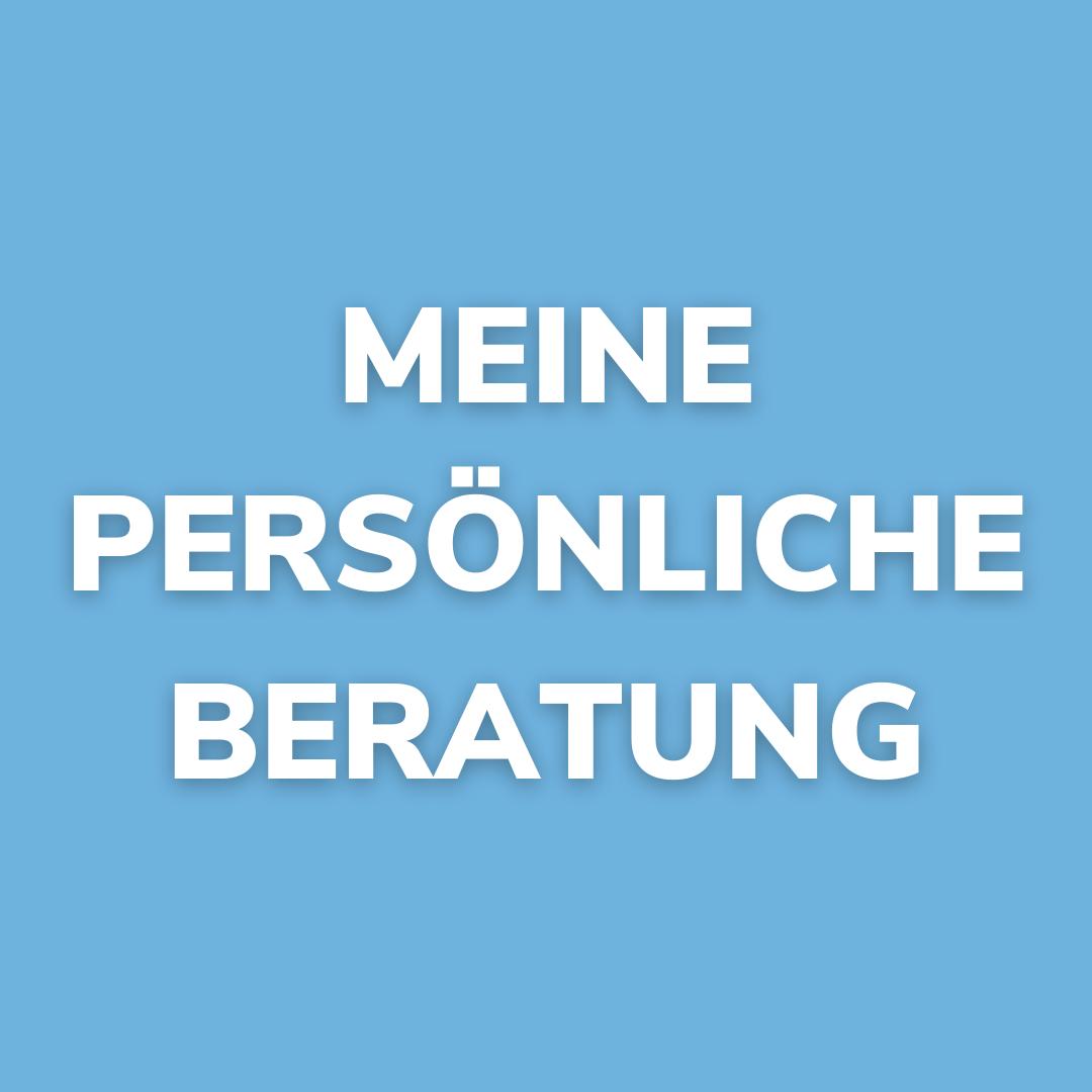 Persönliche Beratung Gerd Güssler