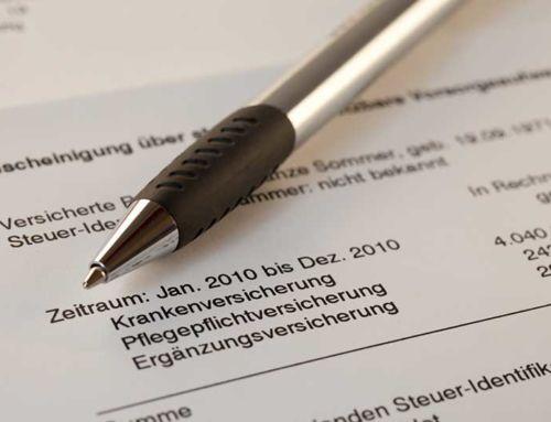 Bürgerentlastungsgesetz Krankenversicherung und KVBEVO